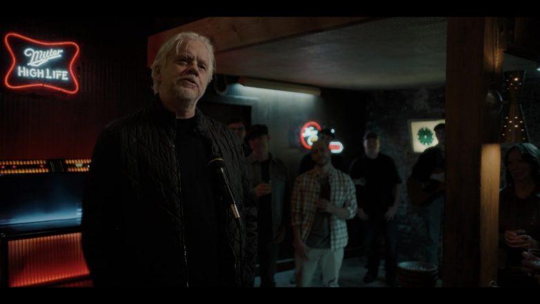 Miller High Life Neon Signs in Castle Rock Season 2 Episode 4 (4)