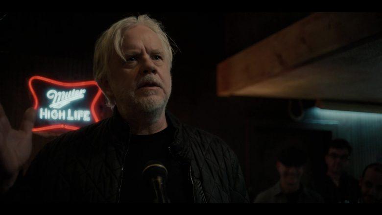 Miller High Life Neon Signs in Castle Rock Season 2 Episode 4 (5)
