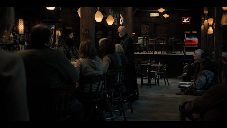 Miller High Life Sign in Castle Rock Season 2 Episode 2 New Jerusalem (2)
