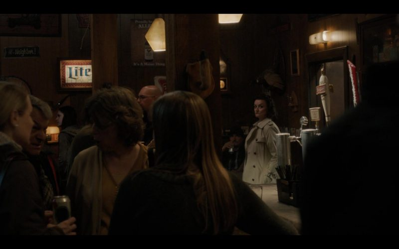 Miller Lite Beer Sign in Castle Rock Season 2 Episode 4 Restore Hope (2019)
