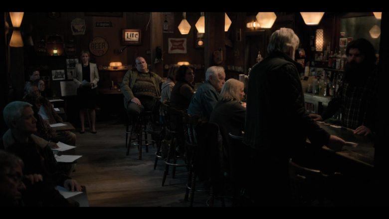 Miller Lite Sign in Castle Rock Season 2 Episode 2 New Jerusalem (2019)
