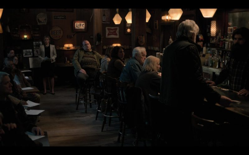 Miller Lite Sign in Castle Rock Season 2 Episode 2 New Jerusalem (2019)