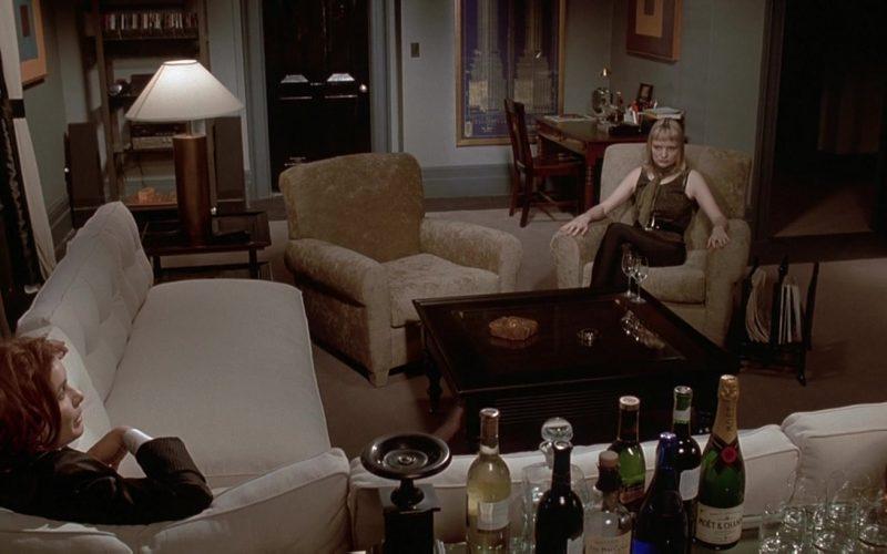 Moët & Chandon Champagne in American Psycho (1)