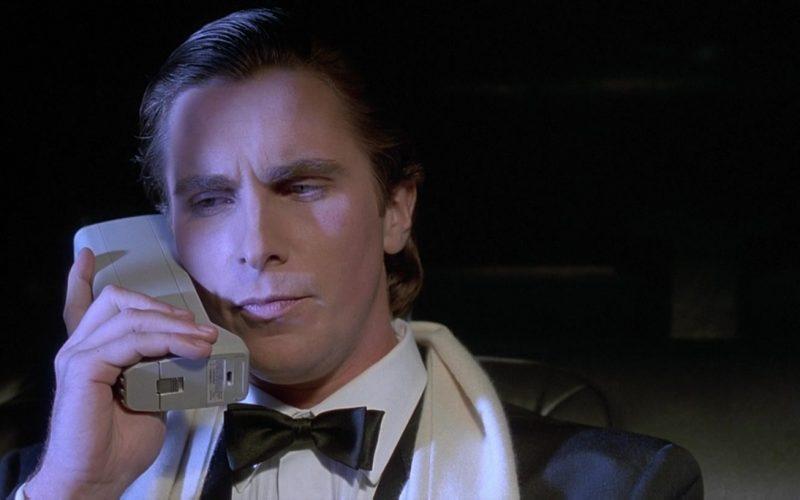 Motorola DynaTAC Cell Phone Used by Christian Bale as Patrick Bateman in American Psycho (3)