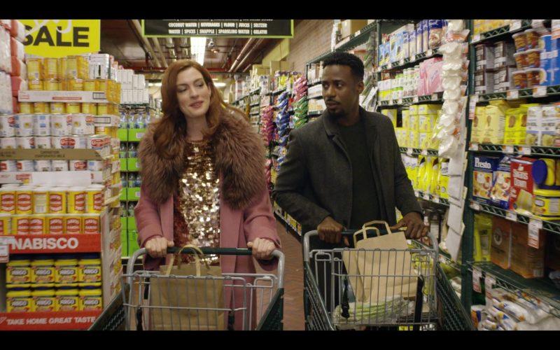 Nabisco in Modern Love Season 1 Episode 3 Take Me as I Am, Whoever I Am