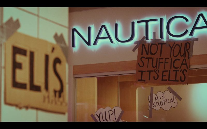 Nautica Apparel Store in Daybreak Season 1 Episode 2