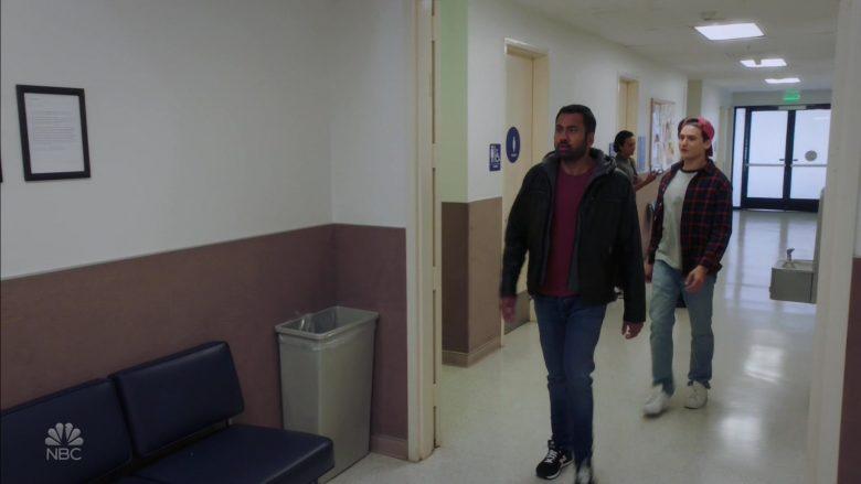 New Balance Shoes Worn by Kal Penn as Garrett Modi in Sunnyside Season 1 Episode 3 (1)