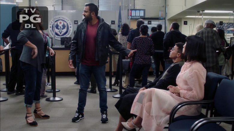 New Balance Shoes Worn by Kal Penn as Garrett Modi in Sunnyside Season 1 Episode 3 (2)