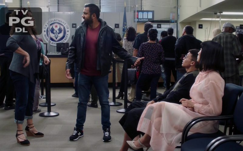 New Balance Shoes Worn by Kal Penn as Garrett Modi in Sunnyside Season 1 Episode 3 (2)