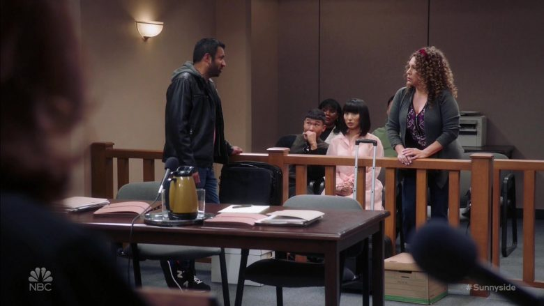 New Balance Shoes Worn by Kal Penn as Garrett Modi in Sunnyside Season 1 Episode 3 (3)