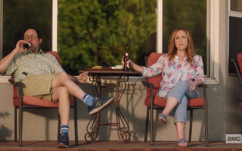New Balance Shoes in Lodge 49 Season 2 Episode 10