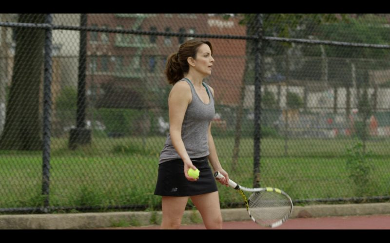 New Balance Tennis Skirt Worn by Tina Fey as Sarah in Modern Love Season 1 Episode 4 (5)
