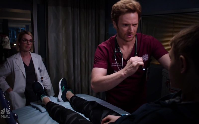 New Balance Women's Sneakers in Chicago Med (3)