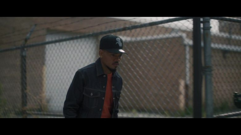 New Era x 9FIFTY Snapback Hat Worn by Chance The Rapper in We Go High (2019) - Official Music Video Product Placement