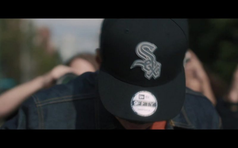 New Era x 9FIFTY Snapback Hat Worn by Chance The Rapper in We Go High (4)
