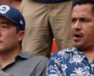 New Era x Los Angeles Rams Cap in Magnum P.I. Season 2 Episode 4 Dead Inside (1)