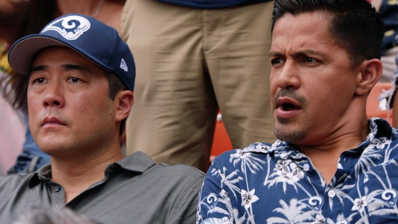"New Era x Los Angeles Rams Cap in Magnum P.I. Season 2 Episode 4 ""Dead Inside"" (2019) - TV Show Product Placement"