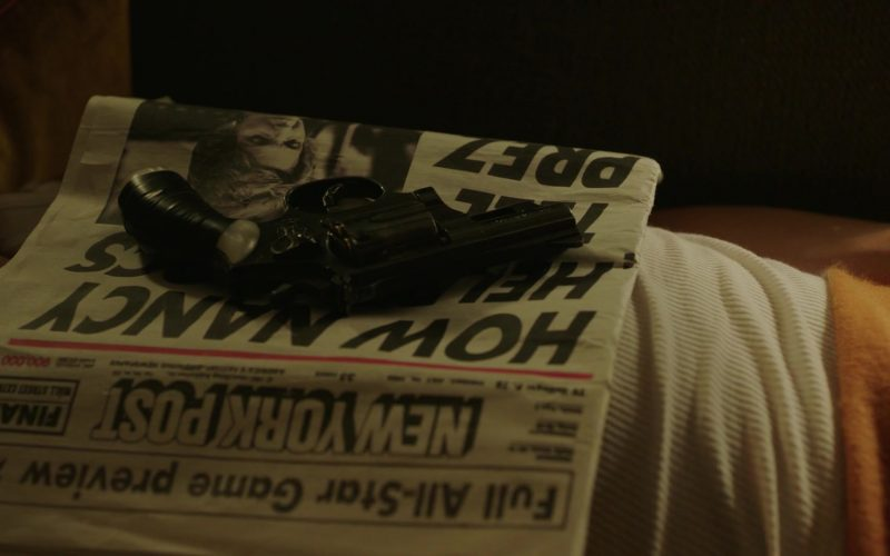 New York Post Newspaper in The Deuce Season 3 Episode 6