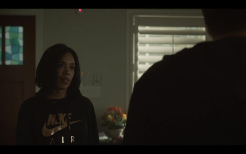 Nike Air Hoodie Worn by Jazmyn Simon as Kat in Raising Dion (1)