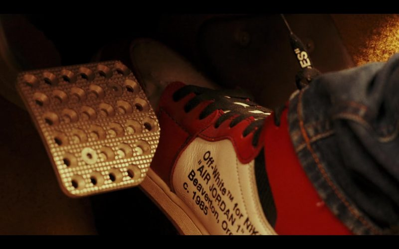 Nike Air Jordan 1 x Off White Sneakers Worn by Colin Ford as Josh Wheeler in Daybreak (1)