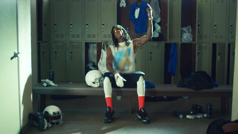 Nike Boots Worn by Wiz Khalifa in Never Lie