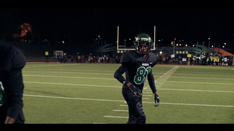 Nike Football Black Jerseys in Daybreak Season 1 Episode 5 (2)