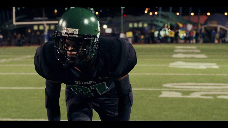 Nike Football Black Jerseys in Daybreak Season 1 Episode 5 (3)