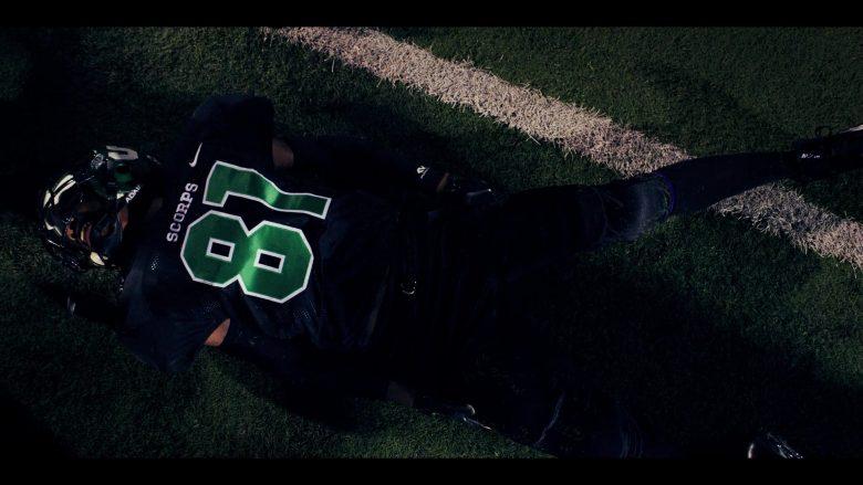 Nike Football Black Jerseys in Daybreak Season 1 Episode 5 (4)