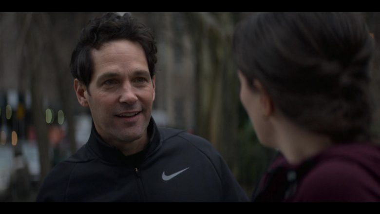 Nike Jacket Worn by Paul Rudd as Miles Elliot in Living with Yourself Season 1 Episode 7 (2)