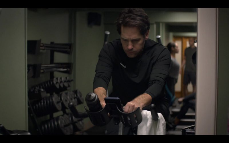 Nike Shirt Worn by Paul Rudd as Miles Elliot in Living with Yourself Season 1 Episode 7 (1)