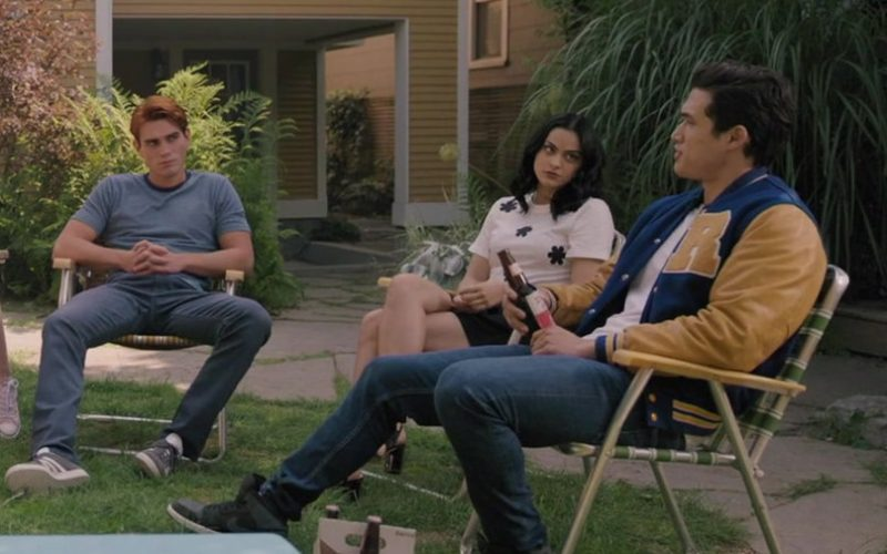 Nike Shoes Worn by Charles Melton as Reggie Mantle in Riverdale (1)