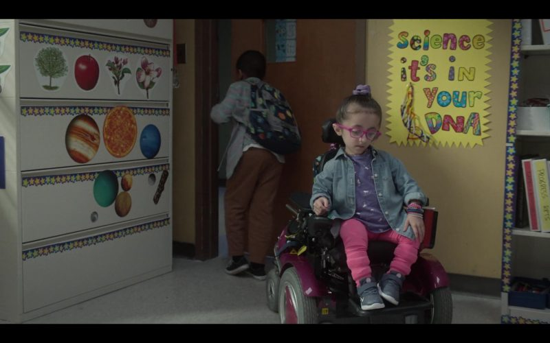 Nike Shoes Worn by Sammi Haney as Esperanza Jimenez in Raising Dion (1)