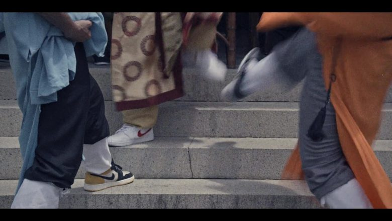"Nike Shoes in Wu-Tang: An American Saga Season 1 Episode 9 ""I Declare War"" (2019) - TV Show Product Placement"