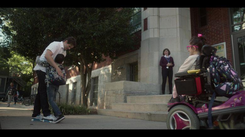 Nike Sneakers Worn by Jason Ritter as Pat in Raising Dion (2)
