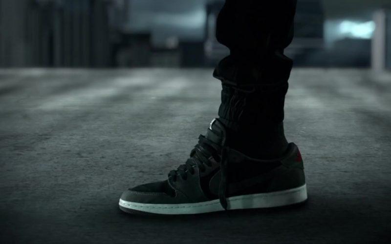 Nike Sneakers Worn by Travis Scott in Highest in the Room (3)