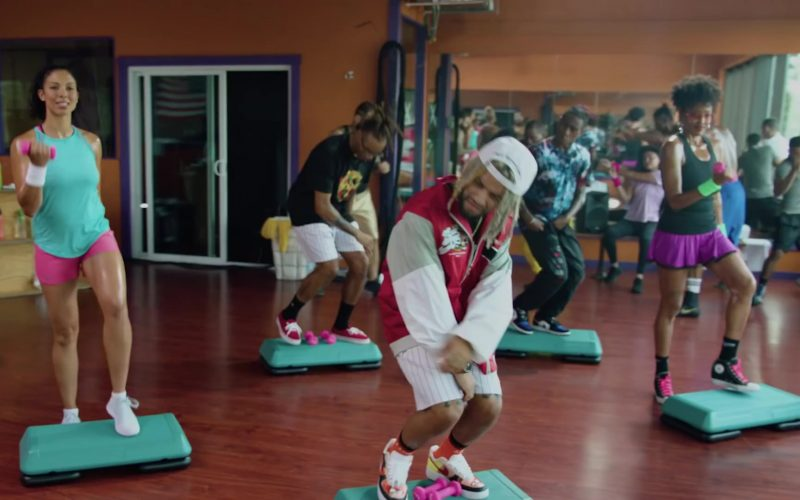 Nike Sneakers in Hot Shower by Chance the Rapper ft. MadeinTYO & DaBaby