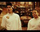 Nike White Shirts in Daybreak Season 1 Episode 4 MMMMMMM-HM...