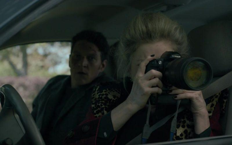 Nikon Camera Used by Kate Mulgrew as Alma Lane in Mr. Mercedes (1)