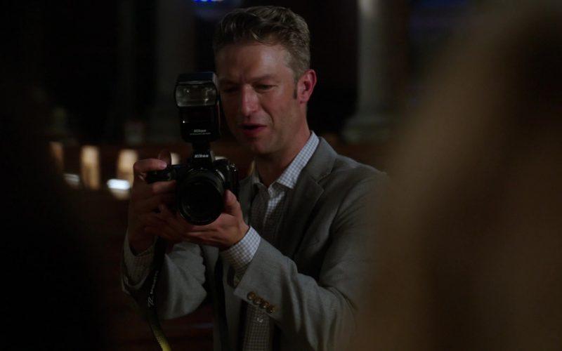 Nikon Camera in Law & Order Special Victims Unit Season 21 Episode 4