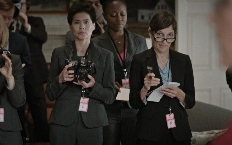 Nikon Camera in Madam Secretary