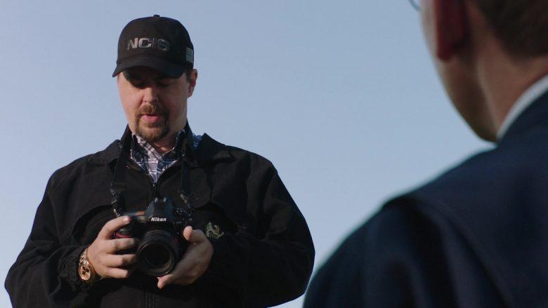 Nikon Camera in NCIS Season 17 Episode 4 (1)