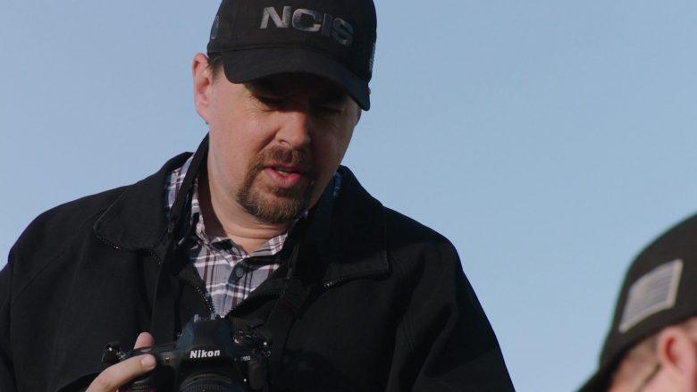 Nikon Camera in NCIS Season 17 Episode 4 (2)
