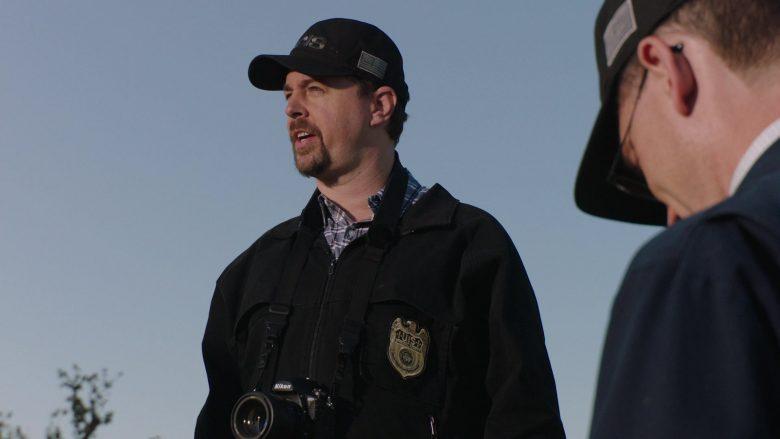 Nikon Camera in NCIS Season 17 Episode 4 (4)