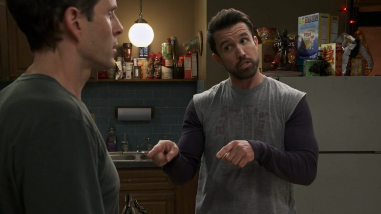 Nilla and Cheez-It in It's Always Sunny in Philadelphia