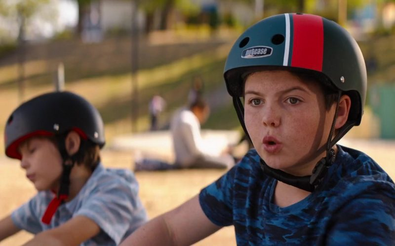 Nutcase Helmet Worn by Brady Noon in Good Boys (1)