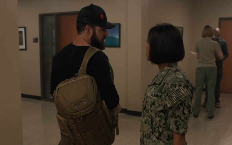 Oakley Backpack in SEAL Team Season 3 Episode 3