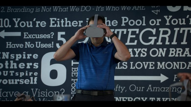 Oculus Virtual Reality Headsets in Living with Yourself Season 1 Episode 1 (1)