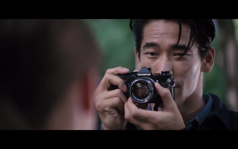 Olympus Camera Used by Naoki Kobayashi as Teiji in Earthquake Bird (4)