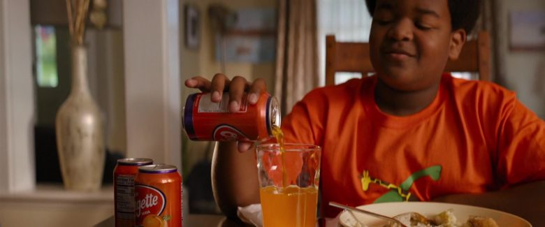 Orangette Orange Soda (Sam's Choice) Enjoyed by Keith L. Williams in Good Boys (1)