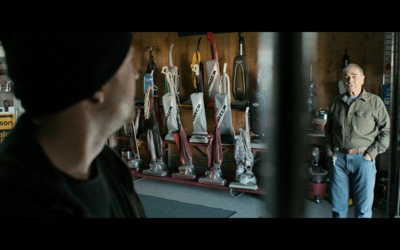 Oreck Vacuum Cleaners in El Camino A Breaking Bad Movie (1)